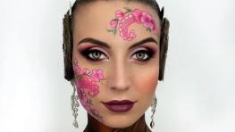 535 – EN PORTADA: En portada, descubrimos la gran capacidad de caracterización de personajes de la maquilladora profesional Nuria Adraos