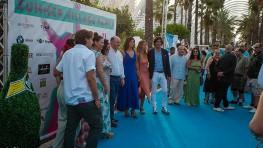 La sociedad valenciana se lo pasa en grande en la Summer Village Party