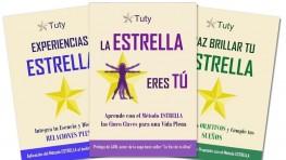 """La escritora Tuty nos enseña como hacer brillar nuestra estrella interior en su libro  """"La estrella eres tú""""."""