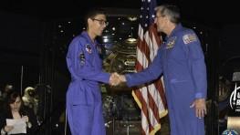 457 – Conocemos a Gerard Mendoza, uno de los ocho jóvenes seleccionados por la NASA para ser entrenado como un auténtico astronauta.