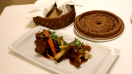 480 –  Acompañamos al restaurante Ameyal en la celebración de su cuarto aniversario.